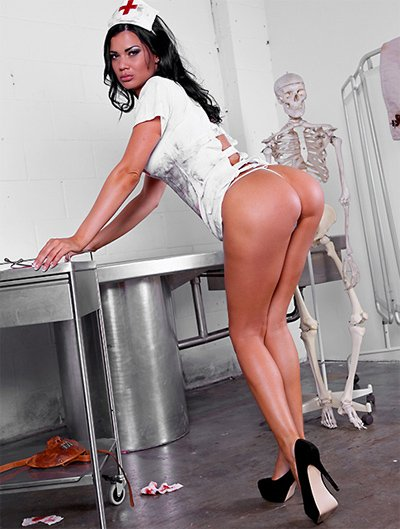 Jasmine Jae Sexy Ass Nurse